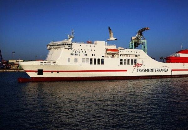 Trasmediterranea ampl a la flota de baleares transportes - Transporte islas baleares ...