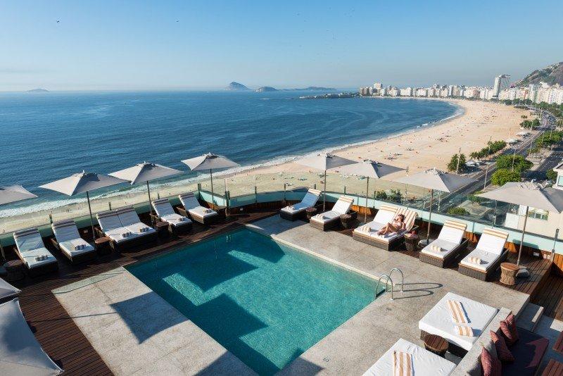 Hotel Porto Bay Rio.