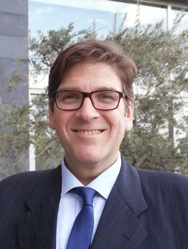 Bernat Soldevila se hace cargo de la Dirección de Rafaelhoteles Madrid Norte.
