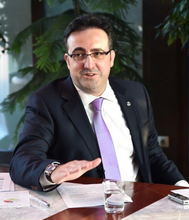 İlker Ayci, presidente de la Junta y el Comité Ejecutivo de Turkish Airlines.