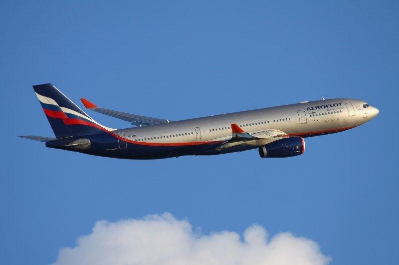 Un avión de Aeroflot. Foto:  Konstantin Nikiforov / Wikimedia Commons