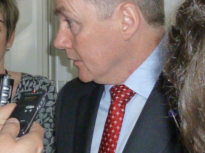 Willie Walsh ganó 8,87 M € como CEO en 2015