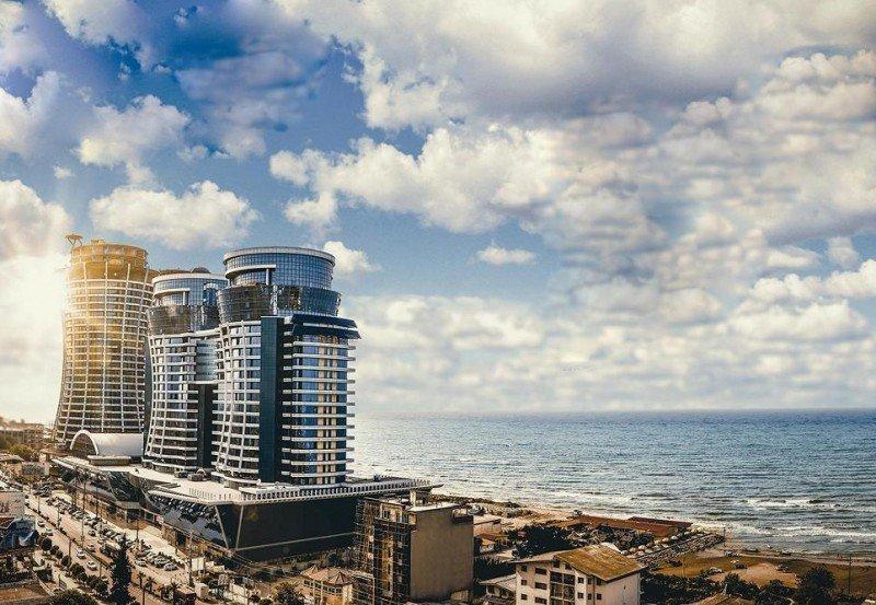 El Gran Meliá Ghoo ocupará una torre de 130 metros de altura con 319 habitaciones de lujo.