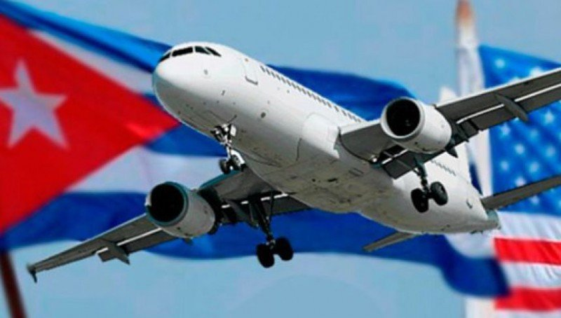 Siete aerolíneas de EEUU presentan solicitudes para volar a Cuba