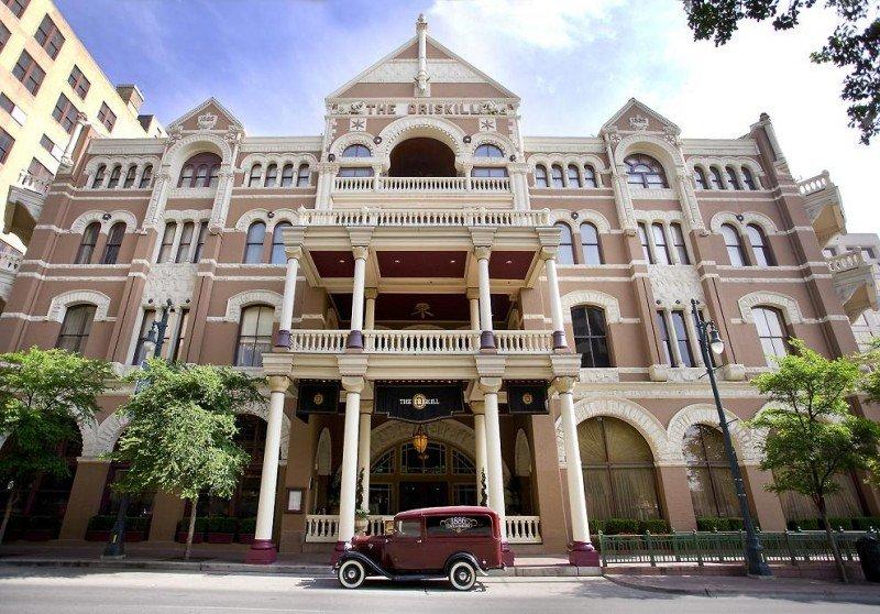 The Driskill Hotel en Austin, Texas, es uno de los cuatro primeros establecimientos de The Unbound Collection by Hyatt.