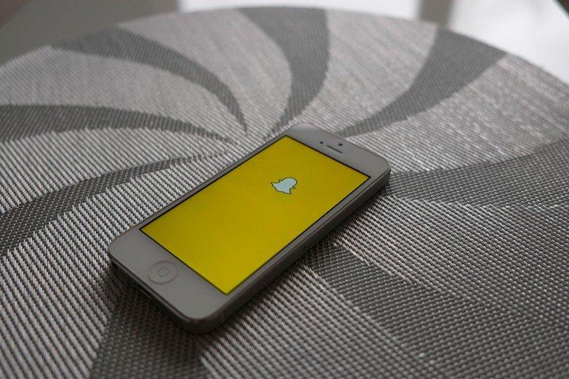Snapchat. Imagen de AdamPrzezdziek