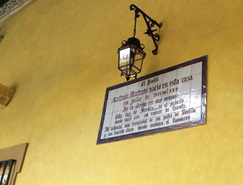 La relación con la figura del poeta Antonio Machado será uno de sus principales atractivos.