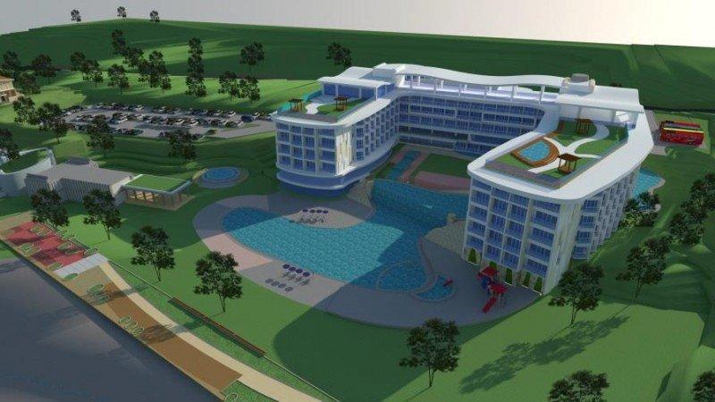 El futuro Meliá Bintan dispondrá de 280 habitaciones y villas, spa, dos restaurantes, piscina y centro de convenciones.