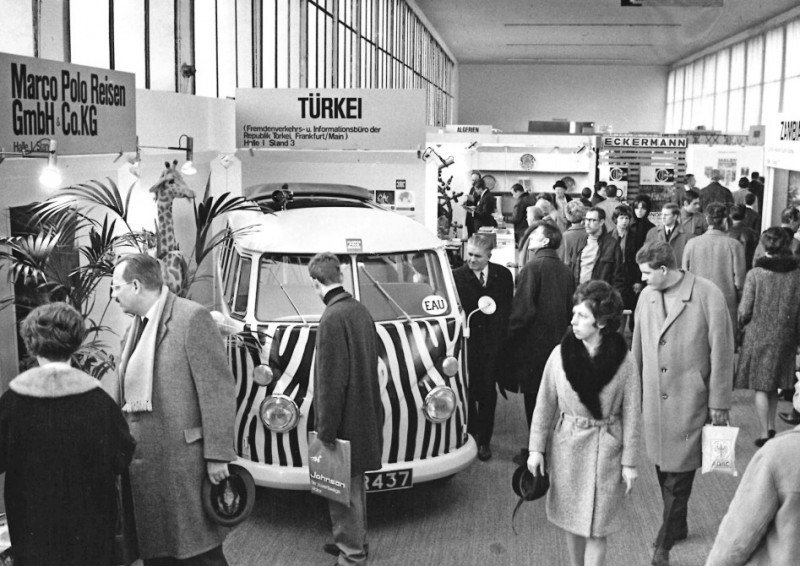 Imagen de la ITB de Berlín del año 1968.
