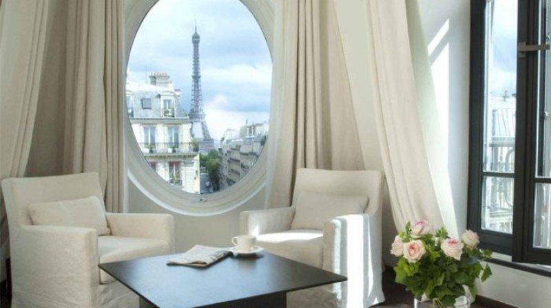 Le Metropolitan es uno de los dos hoteles con los que Starwood ha entrado en París con su marca Tribute Portfolio.