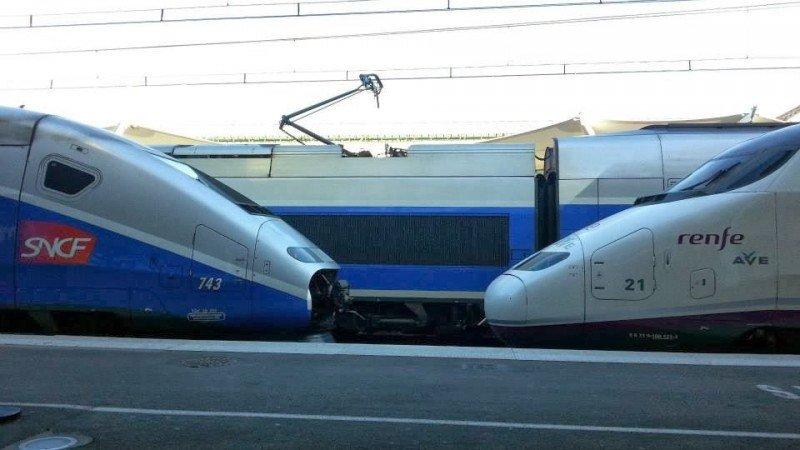 La huelga de trenes en Francia obliga a cancelar cuatro trayectos con España