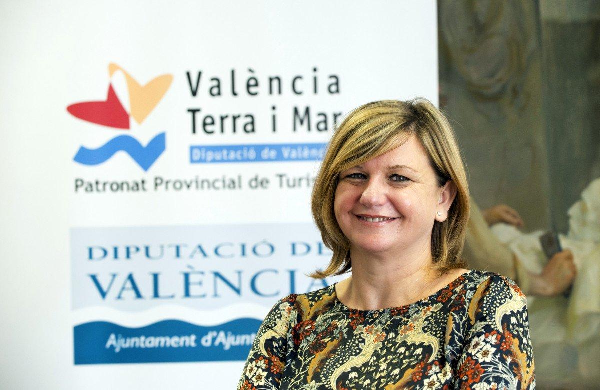 La diputada de Turismo, Pilar Moncho.