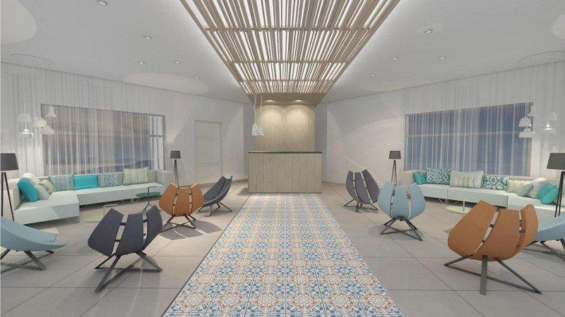El establecimiento cuenta con amplios espacios para que sus clientes puedan interactuar.