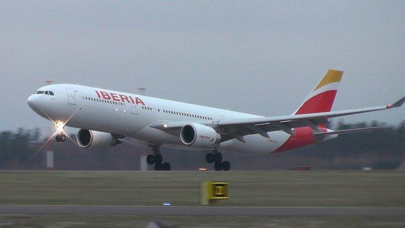 Iberia reanuda sus vuelos directos a Boston la próxima semana