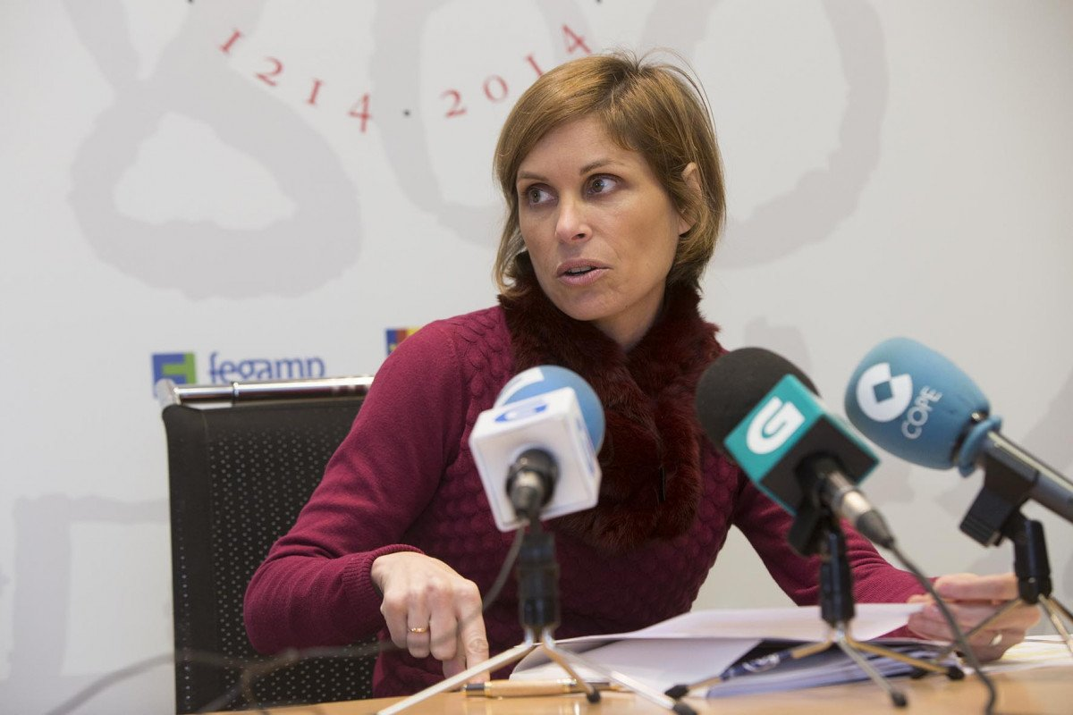Nava Castro, directora general de Turismo de Galicia.