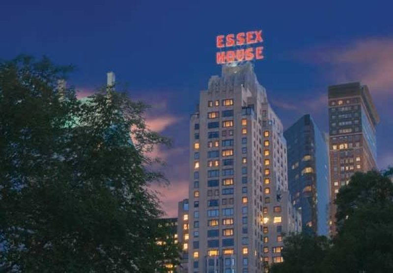 El JW Marriott Essex House, en Nueva York, es uno de los 16 establecimientos de Strategic Hotels que quiere comprar Anbang.