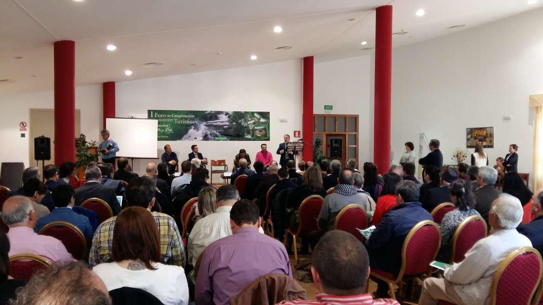 Los participantes en el foro creen necesario impulsar productos conjuntos entre el norte de Extremadura y el sur de Castilla y León.