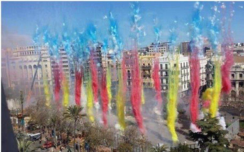 La celebración en fin de semana, la conexión con Madrid en AVE y las buenas previsiones meteorológicas colgarán el cartel de completo en los alojamientos de la ciudad. Foto: MrCarlos 11.