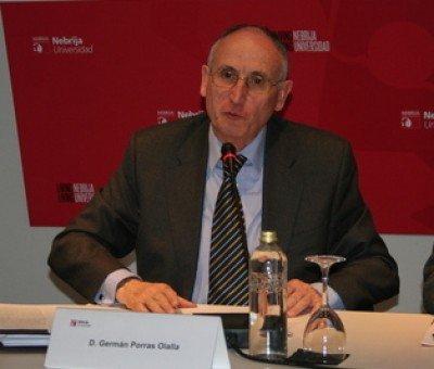 Germán Porras, secretario general de la Mesa del Turismo.