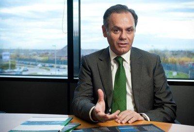 José María González, CEO de Europcar.