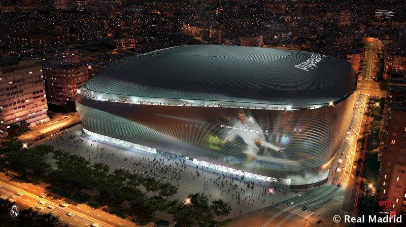 El proyecto de hotel de lujo para el nuevo Bernabéu sigue adelante
