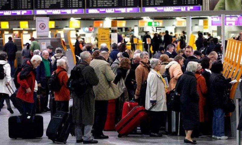 Los aeropuertos españoles gestionarán 7,7 M de pasajeros en Semana Santa