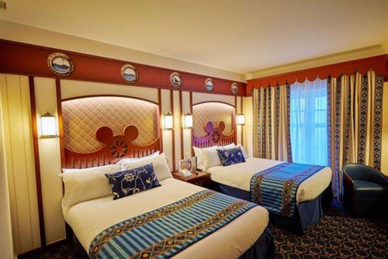 El Hotel Disney's Newport Bay Club obtiene la cuarta estrella