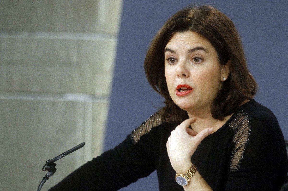Soraya Sáenz de Santamaría destacó ayer la impoortancia del sector para la economía española.