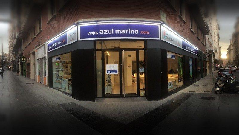 Viajes Azul Marino abrirá su primer flagstore en Bilbao