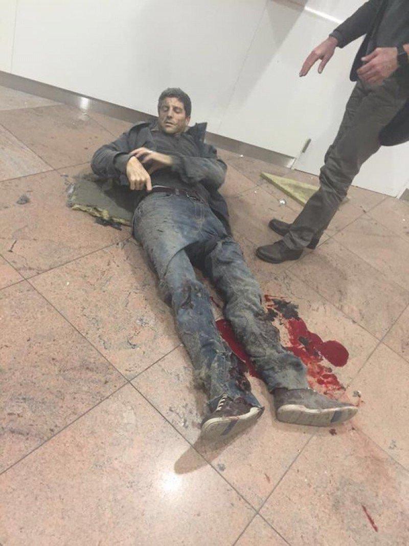 Habría 11 muertos y varias decenas de eheridos (Foto conflict news).