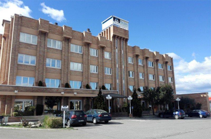 El Hotel Las Brujas de Tarazona presenta concurso de acreedores
