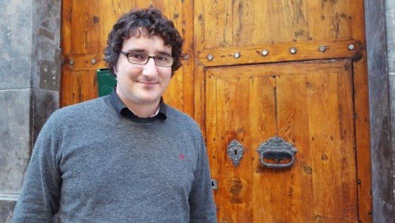 El parlamentario de MÉS per Mallorca, Toni Reus.