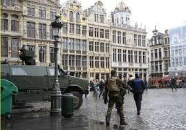 Bruselas está en estado de máxima alerta. Foto: Europa Press.