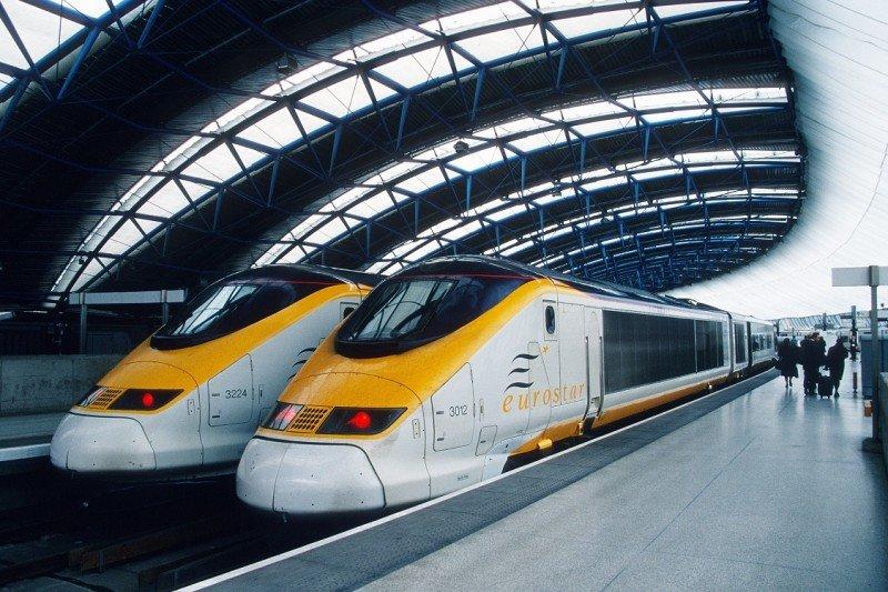 La red europea de alta velocidad y Eurostar reanudan sus servicios regulares