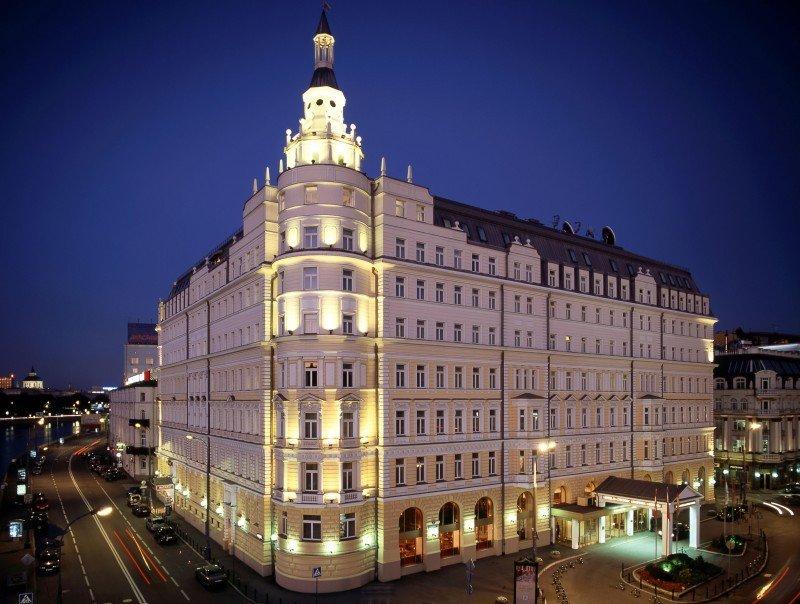 Hotel Kempinski Moscow.