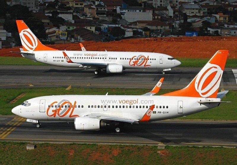 Gol fue la aerolínea brasileña más puntual en 2015