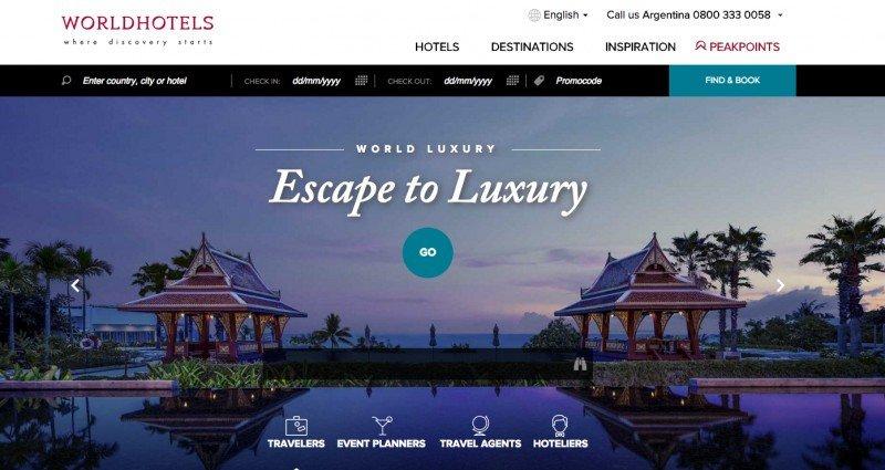 Worldhotels se expande en Sudamérica y Europa con 13 nuevos hoteles