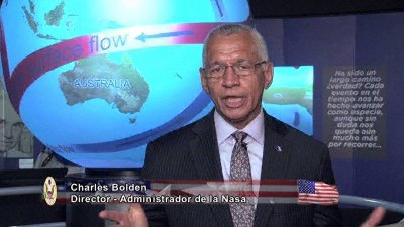 Charles Bolden, administrador de la NASA.