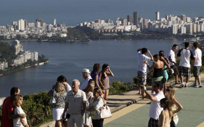 En 2015 Latinoamérica recibió 96,6 millones de turistas.