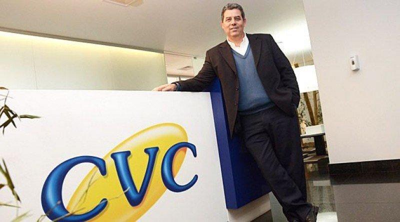 Luiz Falco, principal de la operadora brasileña CVC.