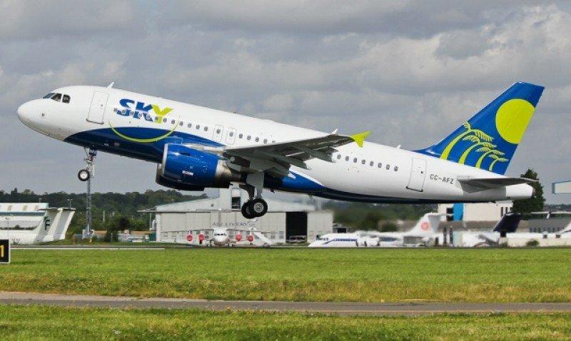 Cambia el convenio entre Sky Airline y Avianca