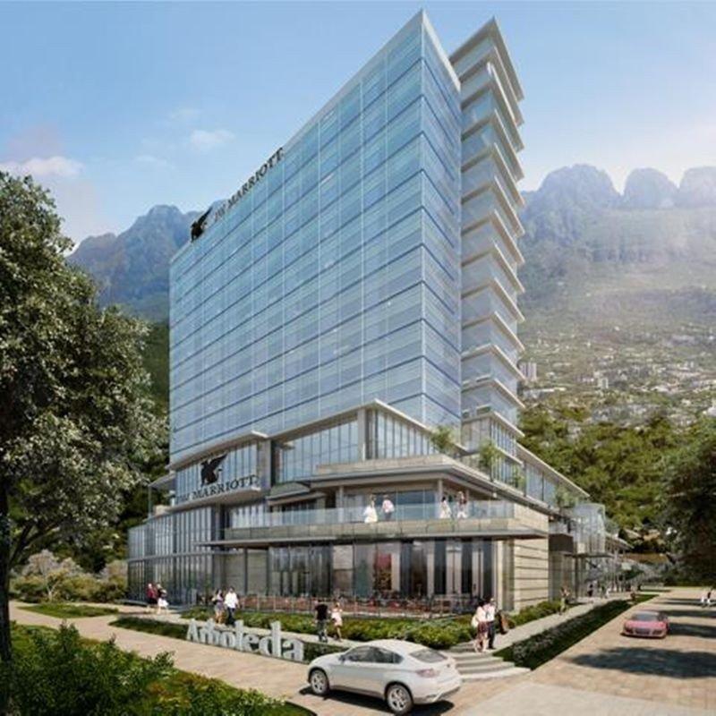 El JW Marriott Monterrey formará parte del complejo Arboleda.