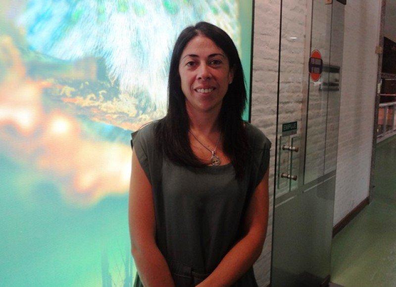 Ximena Acosta, directora de turismo de Canelones.