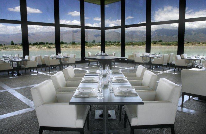 Restaurante Urban. (Foto: Bodega O.Fournier)