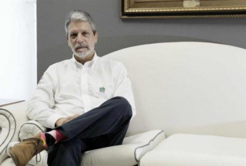 Mauricio Ventura, Ministro de Turismo de Costa Rica.