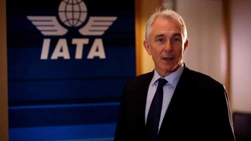Tony Tyler, director general y CEO de IATA.