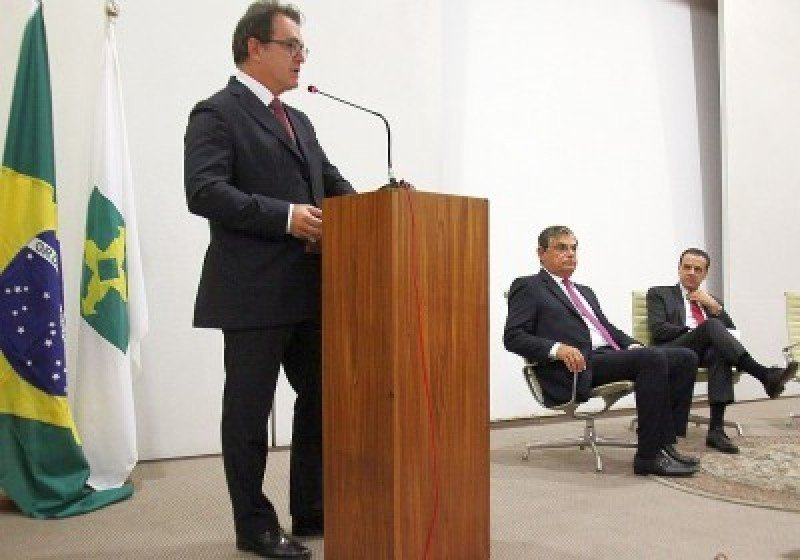 Vinicius Lummertz. Foto: Prensa / Ascom MTur