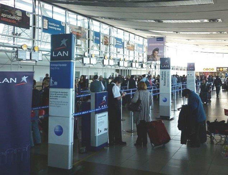 Wifi gratis e ilimitado en el aeropuerto de Santiago de Chile desde abril