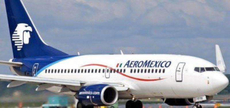 Aeroméxico inicia operaciones en República Dominicana