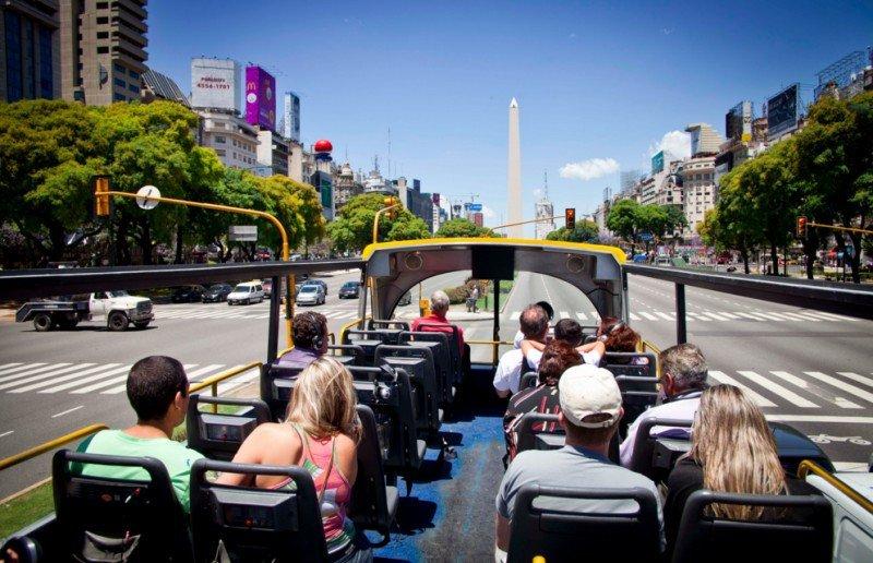 Argentina aspira a alcanzar los 9 millones de turistas en 2020.